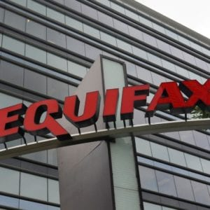exterior shot of equifax headquarters