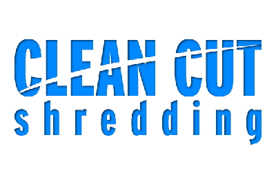 Clean Cut Shredding Logo