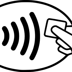 contactless pay symbol