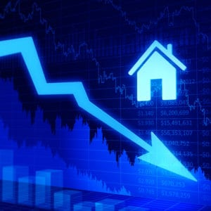 housing market interest rates low