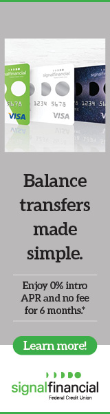 balance transfers credit card